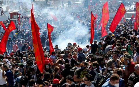 Τουρκία - Δείτε LIVE: Οι διαδηλώσεις στην Κωνσταντινούπολη
