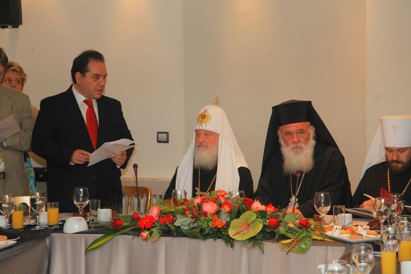Το έργο της «Αποστολής» εξήρε ο Ρώσος Πατριάρχης