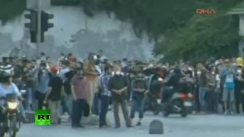 Τουρκία: Νέα επεισόδια μεταξύ αστυνομίας-διαδηλωτών