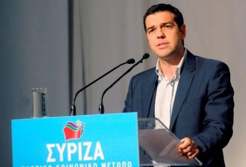 Τις θέσεις του ΣΥΡΙΖΑ για τη φτώχεια παρουσίασε ο Τσίπρας