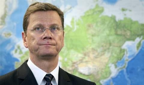 Βεστερβέλε: Η σύνοδος για τη Συρία μπορεί να αναβληθεί για τον Ιούλιο