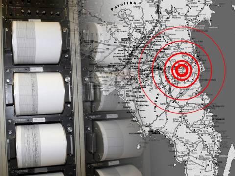 Σεισμός 4,4 Ρίχτερ στο Πικέρμι Αττικής