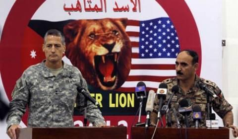 ΗΠΑ: Θα στείλουν στην Ιορδανία  F-16 πυραύλους Patriot
