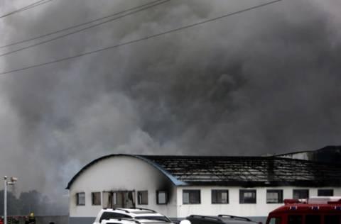 Κίνα: Συνεχίζονται οι έρευνες για θύματα στο πτηνοτροφείο
