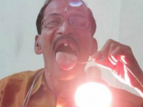 Πήγε να αυτοκτονήσει και ανακάλυψε πως έχει «ανοσία» στο ρεύμα!