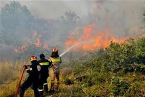 Καταδικάστηκε 32χρονος για την πυρκαγιά στη Μάνδρα Αττικής