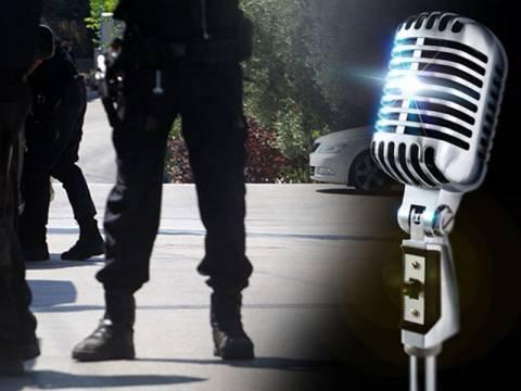 Έλεγχος για αστυνομικούς που φυλάνε διάσημο τραγουδιστή;