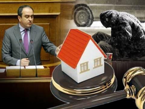 «Πράσινο φως» ζητά ο Σκορδάς για μπαράζ πλειστηριασμών σε σπίτια