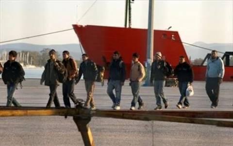 Σύλληψη 26 παράνομων αλλοδαπών στη Σάμο