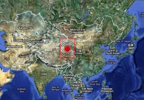 Σεισμός 5,5 Ρίχτερ στην κεντρική Κίνα