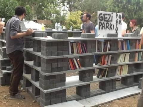 Τουρκία: Έκθεση βιβλίου στο πάρκο Γκεζί