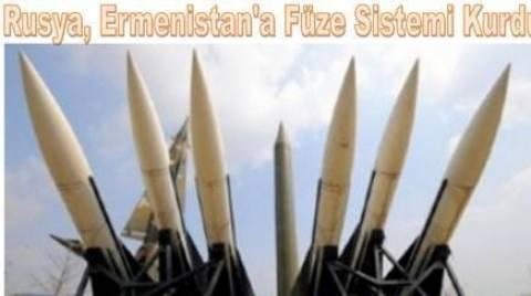 Εγκατάσταση ρωσικού πυραυλικού συστήματος στην Αρμενία
