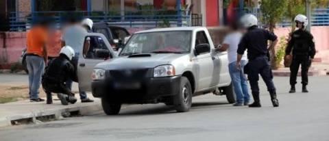 Αναστάτωση στη Λαμία από έναν μεθυσμένο οδηγό