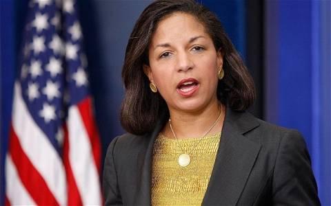 ΗΠΑ: Κορυφαία θέση συμβούλου δίπλα στον Ομπάμα για τη Σούζαν Ράις