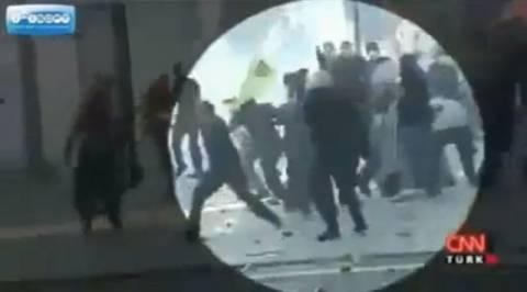 Τουρκία: Σάλος με βίντεο που δείχνει διαδηλωτή να πυροβολείται