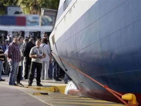 Παρέμβαση εισαγγελέα για τα μπλόκα των ναυτεργατών