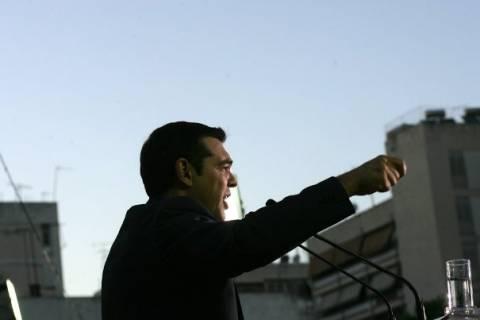 Για πολιτική «κλεφτοπόλεμου» κατηγορεί τον Τσίπρα η «Ελληνικός Χρυσός»