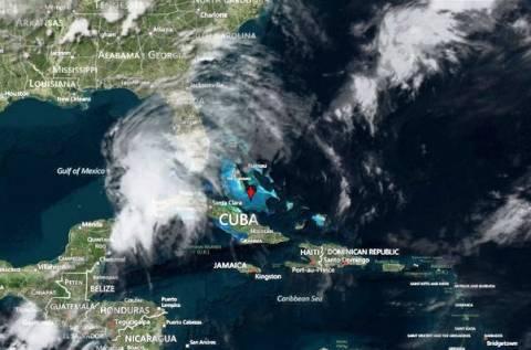 Σχηματίστηκε στον Ατλαντικό η πρώτη τροπική καταιγίδα για το 2013