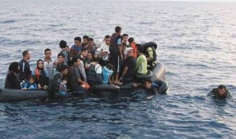 Το ταξίδι δεν είχε την επιθυμητή κατάληξη για 30 παράνομους μετανάστες