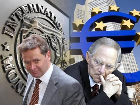 Πόλεμος ΔΝΤ – ΕΕ για το ελληνικό πρόγραμμα