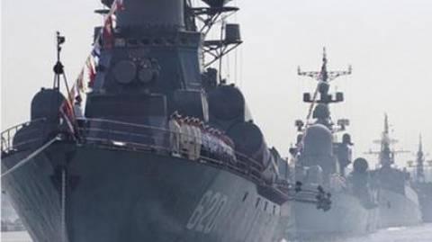Ρωσία: Ολοκληρώθηκε έκθεση για επάνδρωση κλιμακίου  Μεσογείου Θαλάσσης