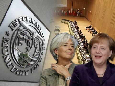 Σύγκρουση ΔΝΤ – Βερολίνου για την Ελλάδα