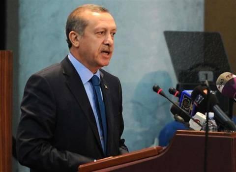 Ο Ερντογάν συνδέει διαδηλώσεις και την επίθεση στην πρεσβεία των ΗΠΑ