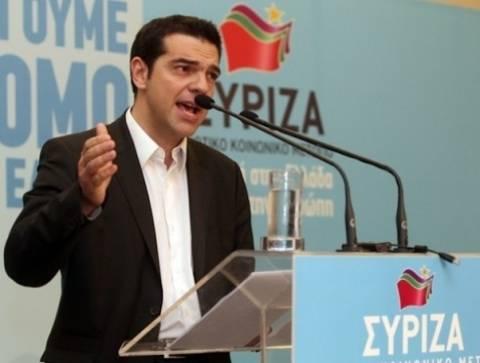 Τσίπρας για ΔΝΤ: Να αντισταθούμε για να σταματήσουμε εμείς το λάθος!