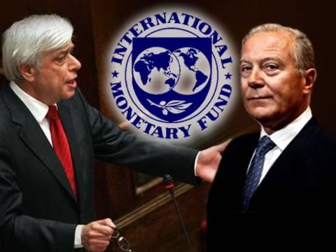 To ΔΝΤ είπε τώρα όσα δεν απάντησε ο Προβόπουλος στον Παυλόπουλο