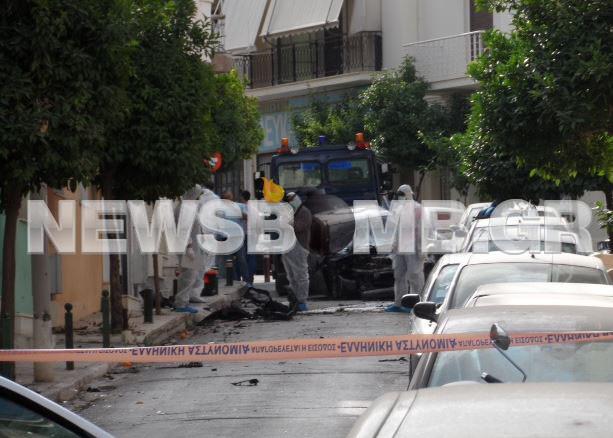 Βόμβα στο αυτοκίνητο της διευθύντριας των φυλακών Κορυδαλλού
