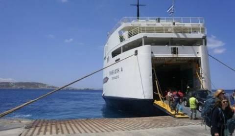 Δυο προσαγωγές ναυτεργατών στο λιμάνι της Ραφήνας