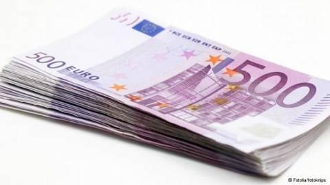 Μόνο εγκληματίες χρησιμοποιούν τα χαρτονομίσματα των 500 ευρώ