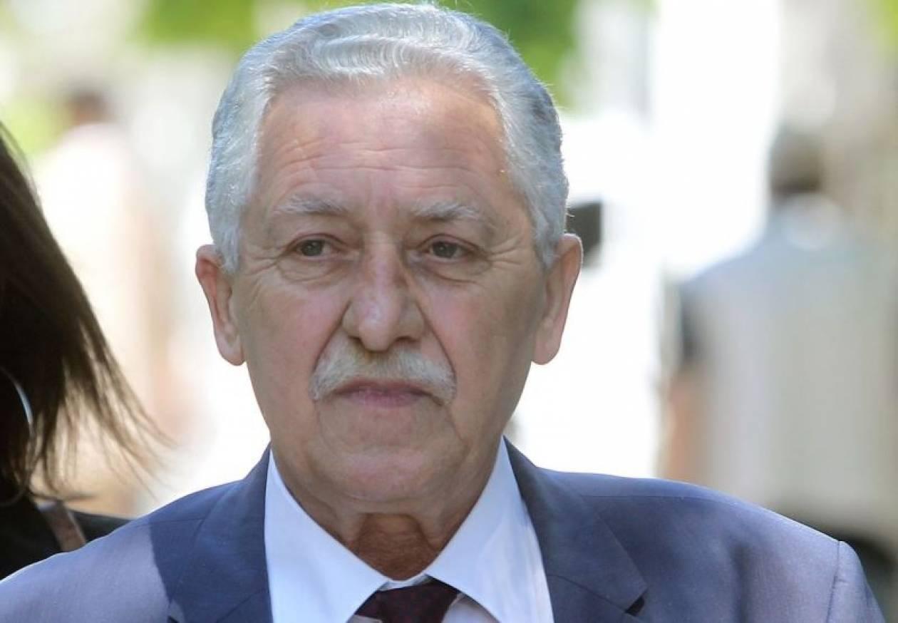 Συνάντηση Κουβέλη με τον πρέσβη του Αζερμπαϊτζάν