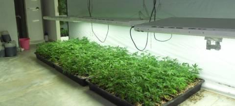 Εργαστήριο ναρκωτικών στη Γλυφάδα