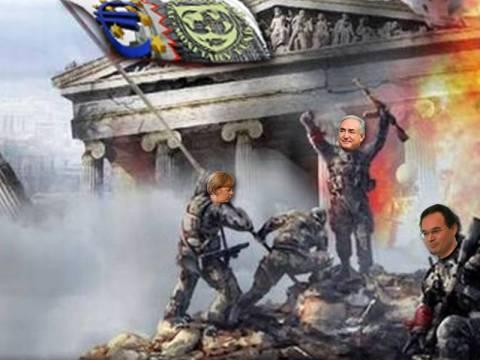 Το Newsbomb γκρεμίζει τα ψέματα του ΔΝΤ