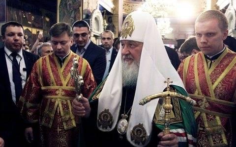 Ο Πατριάρχης Μόσχας μίλησε σαν τον Πούτιν, από τη Βέροια