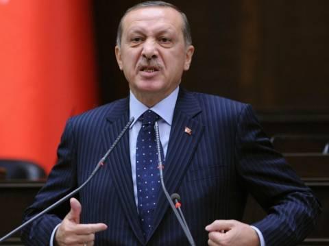 Ερντογάν: «Για τα επεισόδια στην Ελλάδα ποιος αντέδρασε;» (VIDEO)