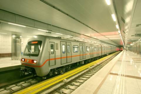 Κλειστός ο σταθμός μετρό «Άγιος Δημήτριος» το Σαββατοκύριακο