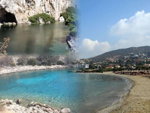 Αττική: Δωρεάν βουτιές στις 17 καλύτερες παραλίες - Δείτε ποιες είναι