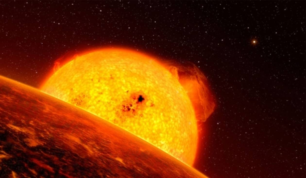 Επιστήμονες θα μελετούν τον Ήλιο με τη βοήθεια των κομητών