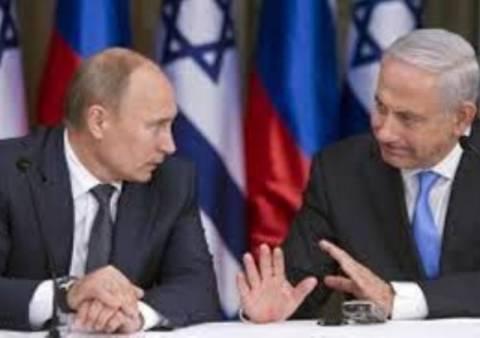 Τηλεφωνική συνομιλία Πούτιν-Νετανιάχου
