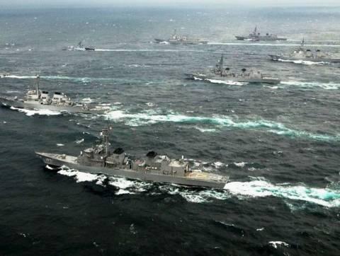 Ασπίδα του Αιγαίου το Πολεμικό Ναυτικό (VIDEO)