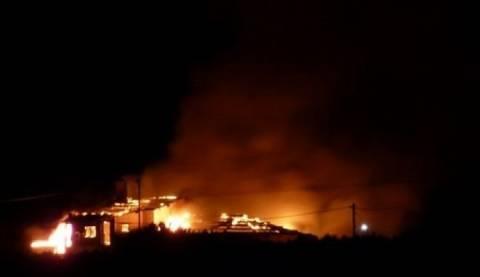 Νύχτα τρόμου με εκρήξεις σε κέντρο διασκέδασης