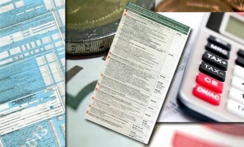 Φορολογικές δηλώσεις: Διαβάστε ποιες δαπάνες φέρνουν μείωση φόρου