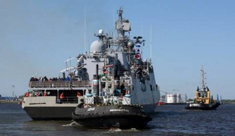 Νέα φρεγάτα για το Πολεμικό Ναυτικό της Ινδίας