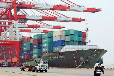 ΕΛΣΤΑΤ: Αύξηση των εξαγωγών τον Απρίλιο