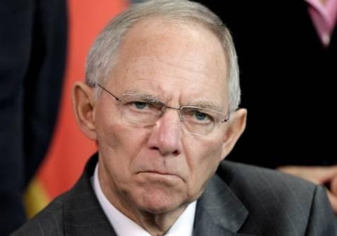 Σόιμπλε:Δεν υφίστανται προϋποθέσεις για αγορά ομολόγων από την ΕΚΤ