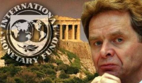 Bloomberg:Το ΔΝΤ μάλλον θέλει να φύγει από το ελληνικό πρόγραμμα