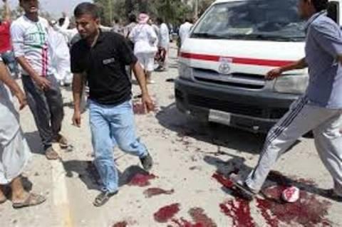 Ιράκ: Τουλάχιστον 24 νεκροί στη Μοσούλη