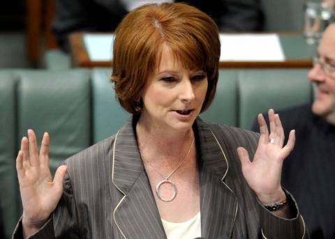 Δεν δείχνει διατεθειμένη να παραιτηθεί η πρωθυπουργός της Αυστραλίας